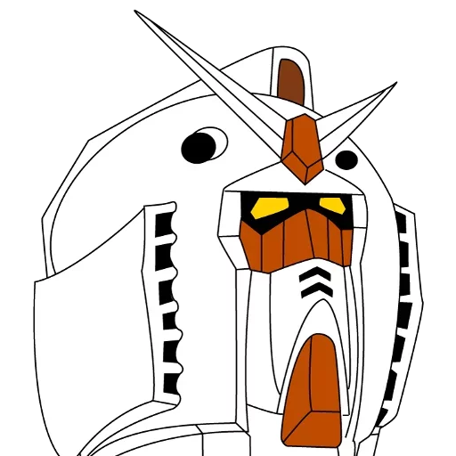 Gundam3 - Sticker 12