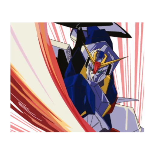 Gundam3 - Sticker 3