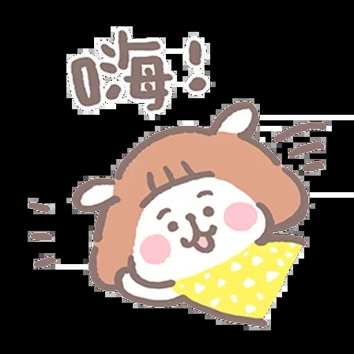 夏芽羊咩咩 (2) - Sticker 5
