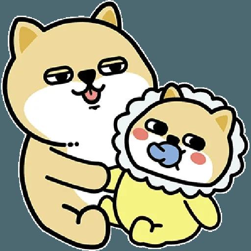 shiba - Sticker 2