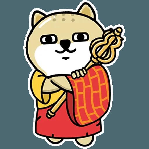 shiba - Sticker 11