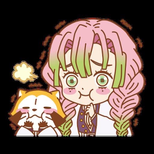 Kimetsu no Yaiba × Rascal #1 - Sticker 14