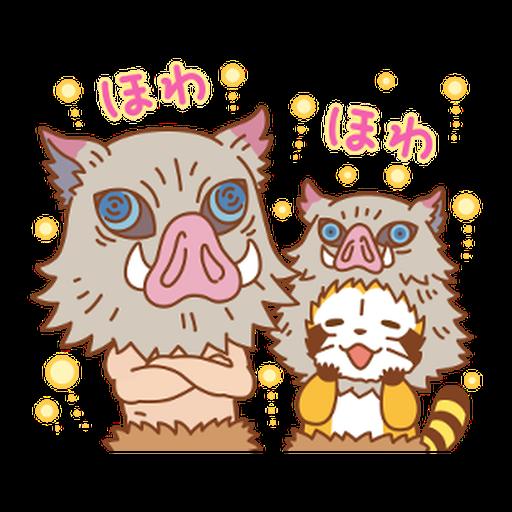 Kimetsu no Yaiba × Rascal #1 - Sticker 10