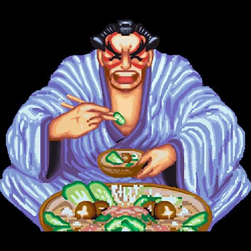 Street Fighter II (2) - Sticker 7