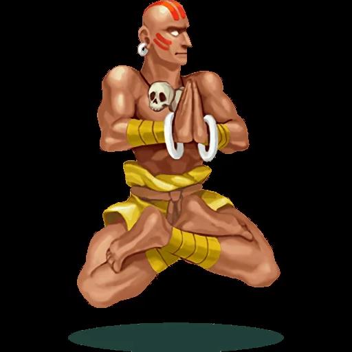 Street Fighter II (2) - Sticker 8