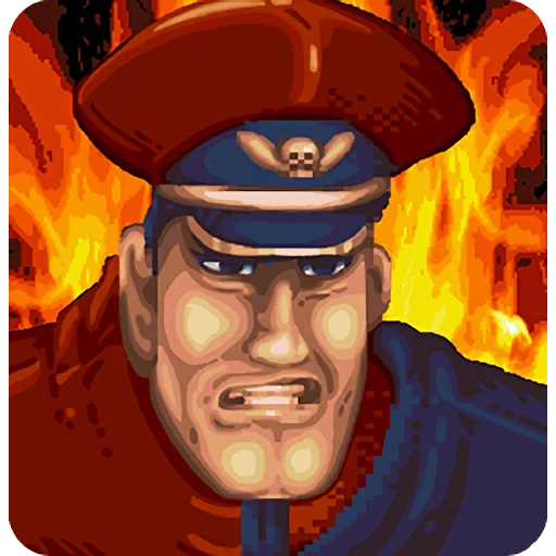 Street Fighter II (2) - Tray Sticker