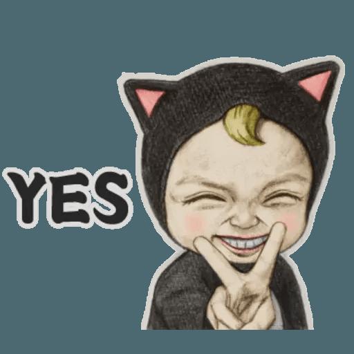 Y - Sticker 2