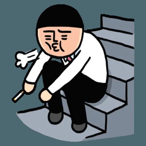 小崽子劇場打工版 - Sticker 5