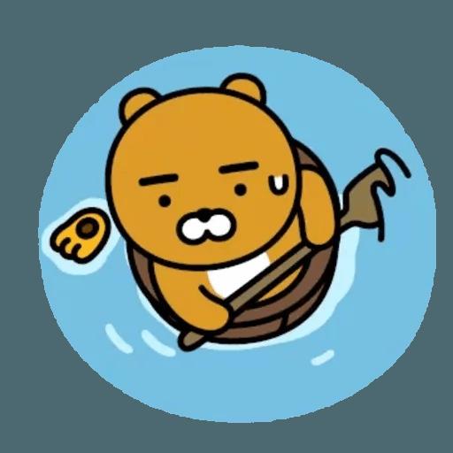 Kakao_friends2 - Tray Sticker