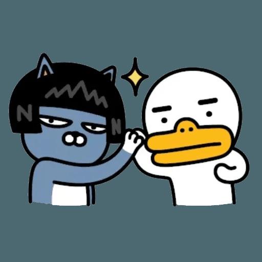Kakao_friends2 - Sticker 10