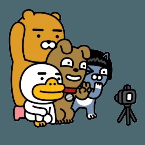 Kakao_friends2 - Sticker 8