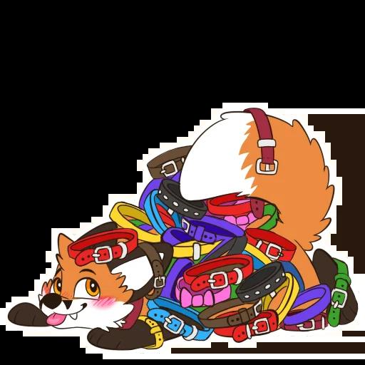 Foxy - Sticker 24