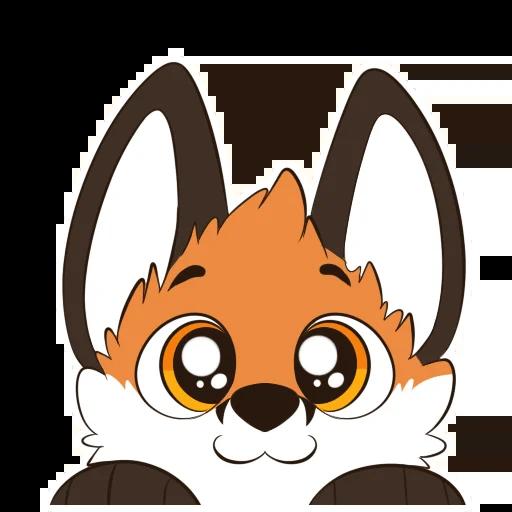 Foxy - Sticker 10