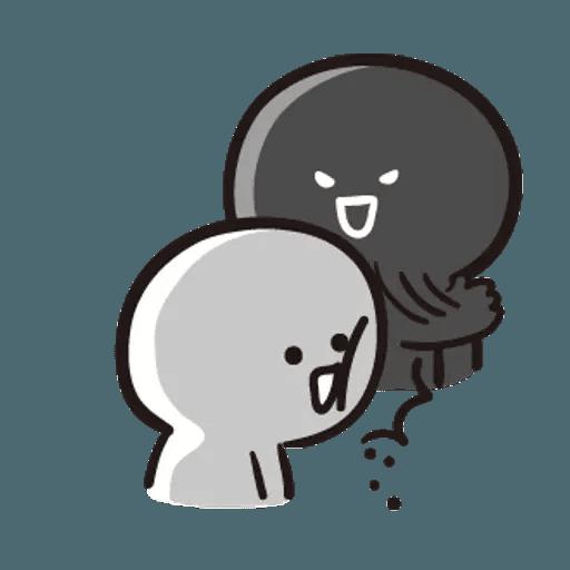 寶寶不說 - Sticker 4