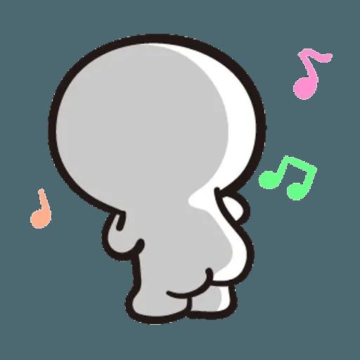 寶寶不說 - Sticker 7