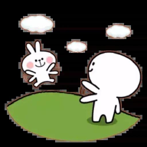 Spoiled rabbit 02 - Sticker 6