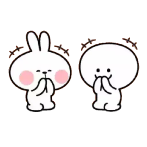 Spoiled rabbit 02 - Sticker 30