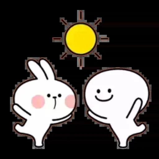 Spoiled rabbit 02 - Sticker 29