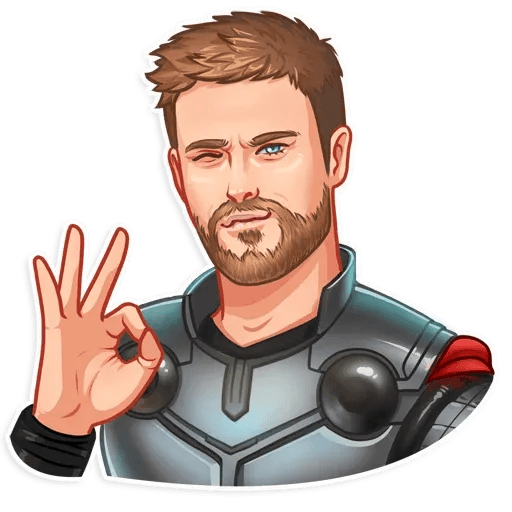 Marvel - Sticker 22