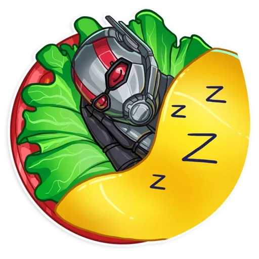 Marvel - Sticker 24