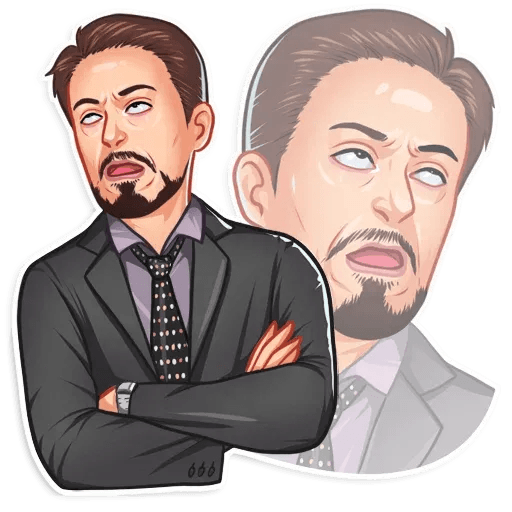 Marvel - Sticker 25