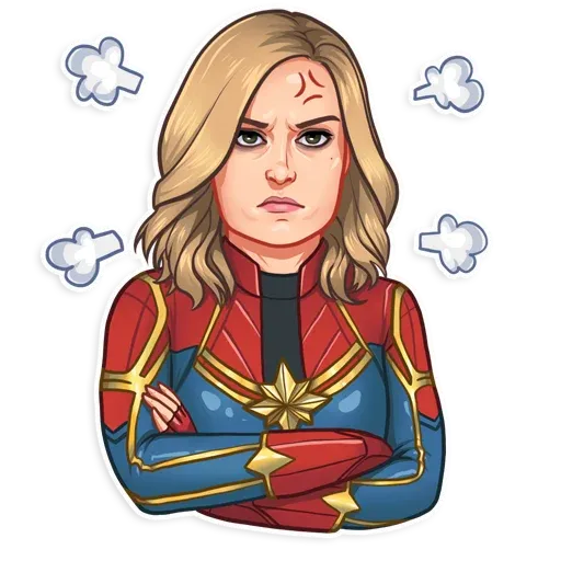 Marvel - Sticker 17