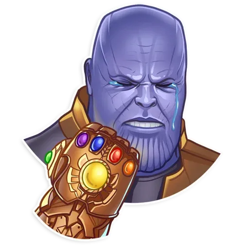 Marvel - Sticker 8