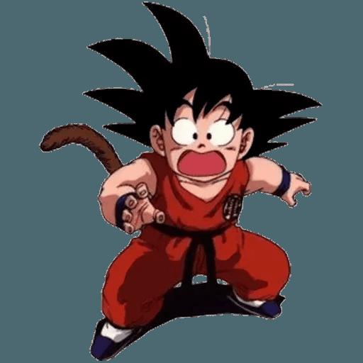 Goku - Sticker 17
