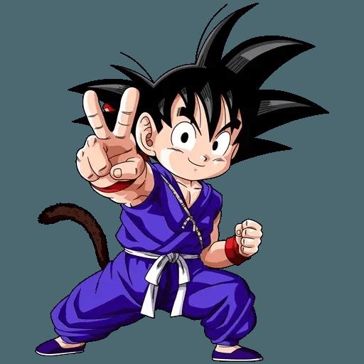 Goku - Sticker 4