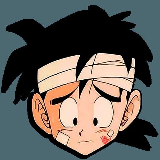 Goku - Sticker 20