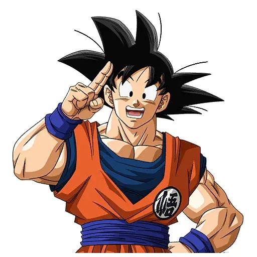 Goku - Sticker 24