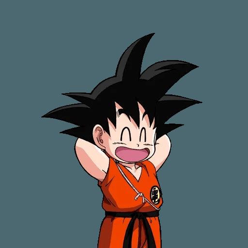 Goku - Sticker 25