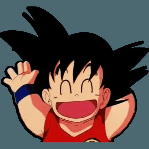 Goku - Sticker 29