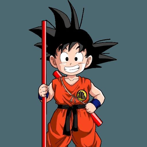 Goku - Sticker 22