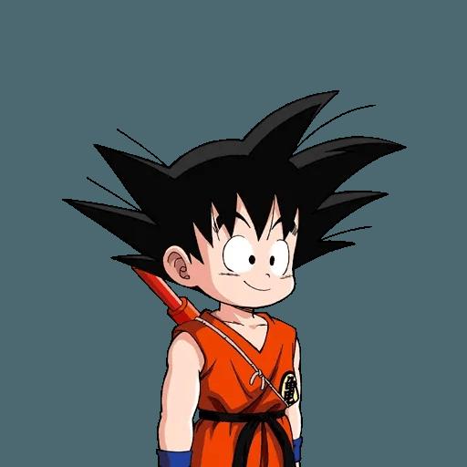 Goku - Sticker 30