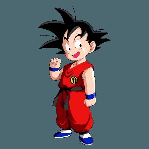 Goku - Sticker 8