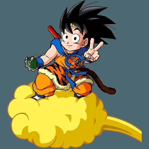 Goku - Sticker 28