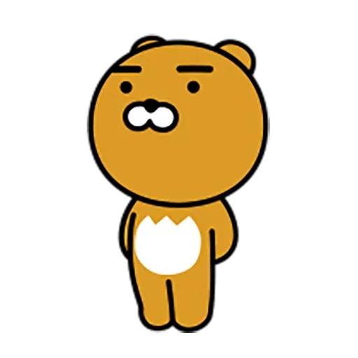 Kakao Ryan - Sticker 1