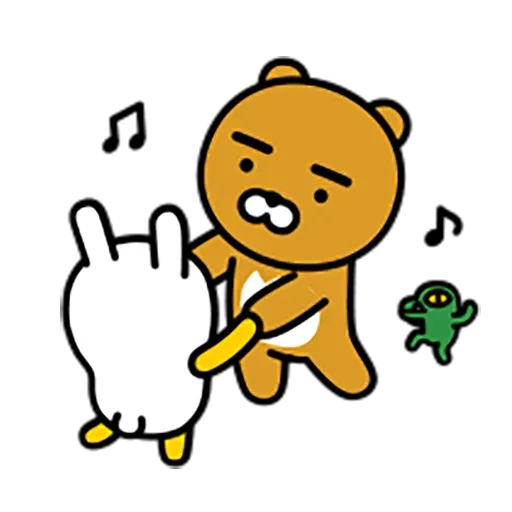 Kakao Ryan - Sticker 4