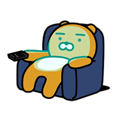 Kakao Ryan - Sticker 3
