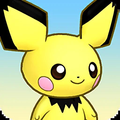 Pokemon1 - Tray Sticker