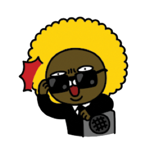 kakao friends - Sticker 2