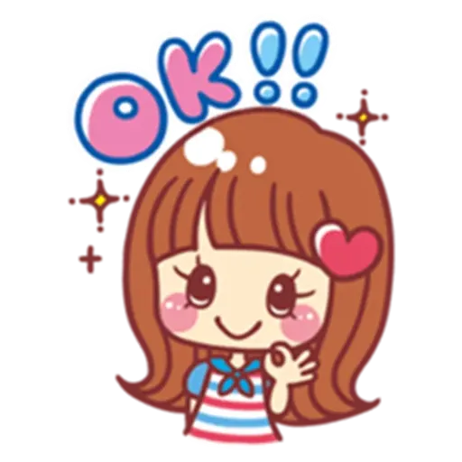 Kawaiiiiii - Sticker 2