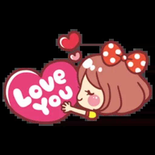 Kawaiiiiii - Sticker 8