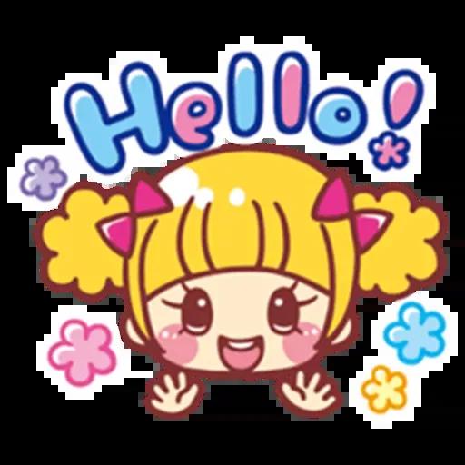 Kawaiiiiii - Sticker 10