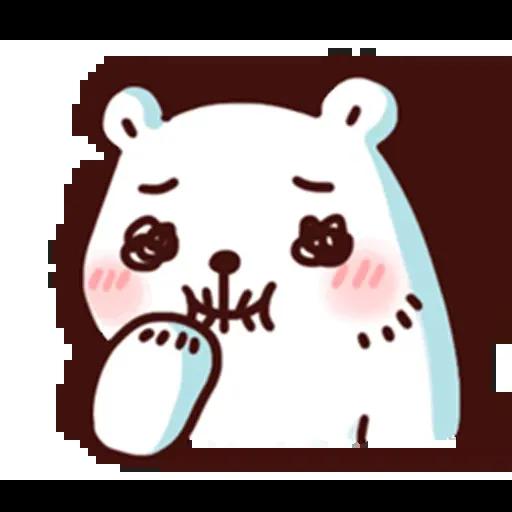 白白日記 - Sticker 30
