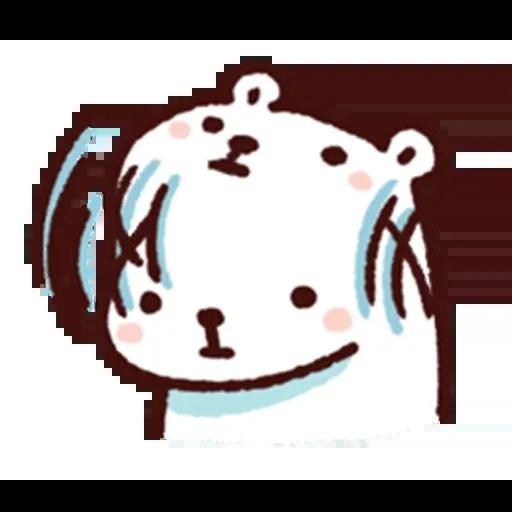 白白日記 - Sticker 25