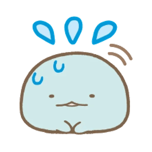 Sumikko Gurashi_2 - Sticker 25