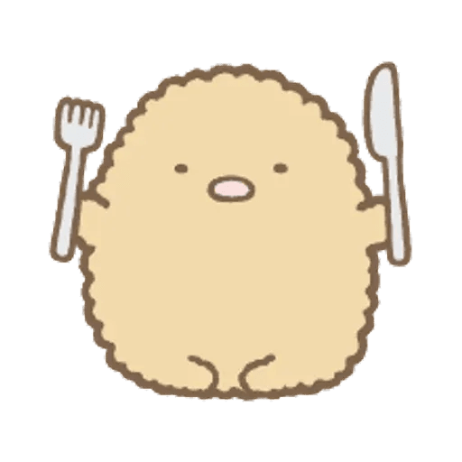 Sumikko Gurashi_2 - Sticker 28