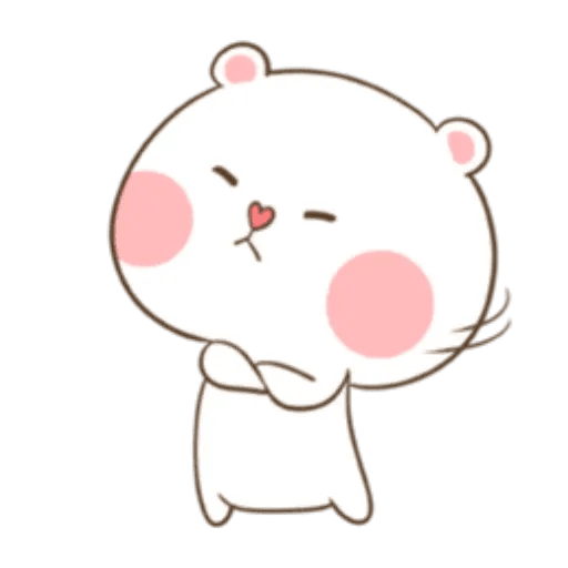 Puffy Rabbit 1 - Sticker 25